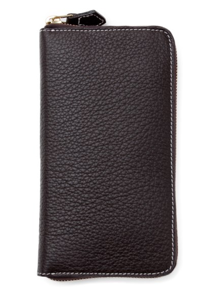 シセイ(Cisei)のLong Wallet with Zip SMALL LEATHER GOODS / 革小物