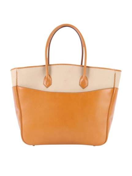 シセイ(Cisei)のCombi Tote Bag with Side Pocket BAGS / バッグ