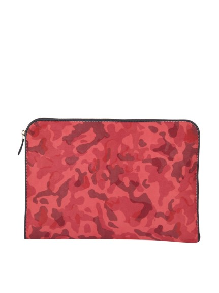 シセイ(Cisei)のAlcantara Camouflage Document Case BAGS / バッグ