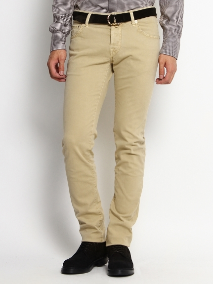 ヤコブコーエン(JACOB COHEN)のCotton Stretch Colored 5Pocket Pants PANTS / パンツ