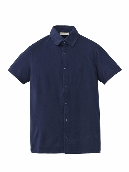 ジレリブルーニ(Girelli Bruni)のCotton Linen ShortSleeveシャツ SHIRTS / シャツ