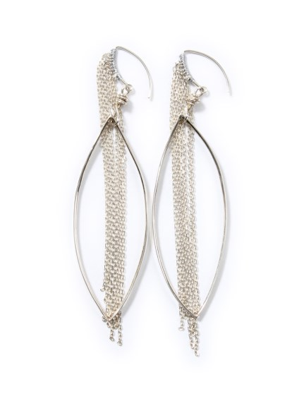 (Simon Alcantara)のLeaf Silver Fringe Small ACCESSORIES / アクセサリー