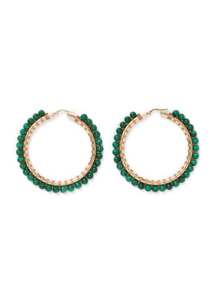 (Simon Alcantara)のYellow Gold-Malachite 45mm ACCESSORIES / アクセサリー